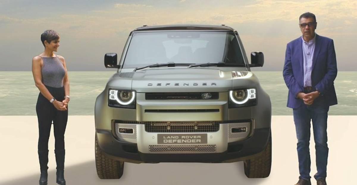 Does Land Rover Defender have enough to justify its price premium over the Land Rover Discovery Sport?