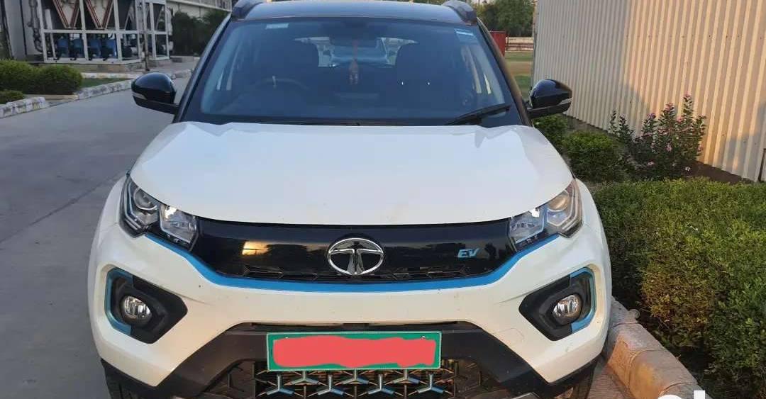 3 almost-new used Tata Nexon Electric SUVs for sale
