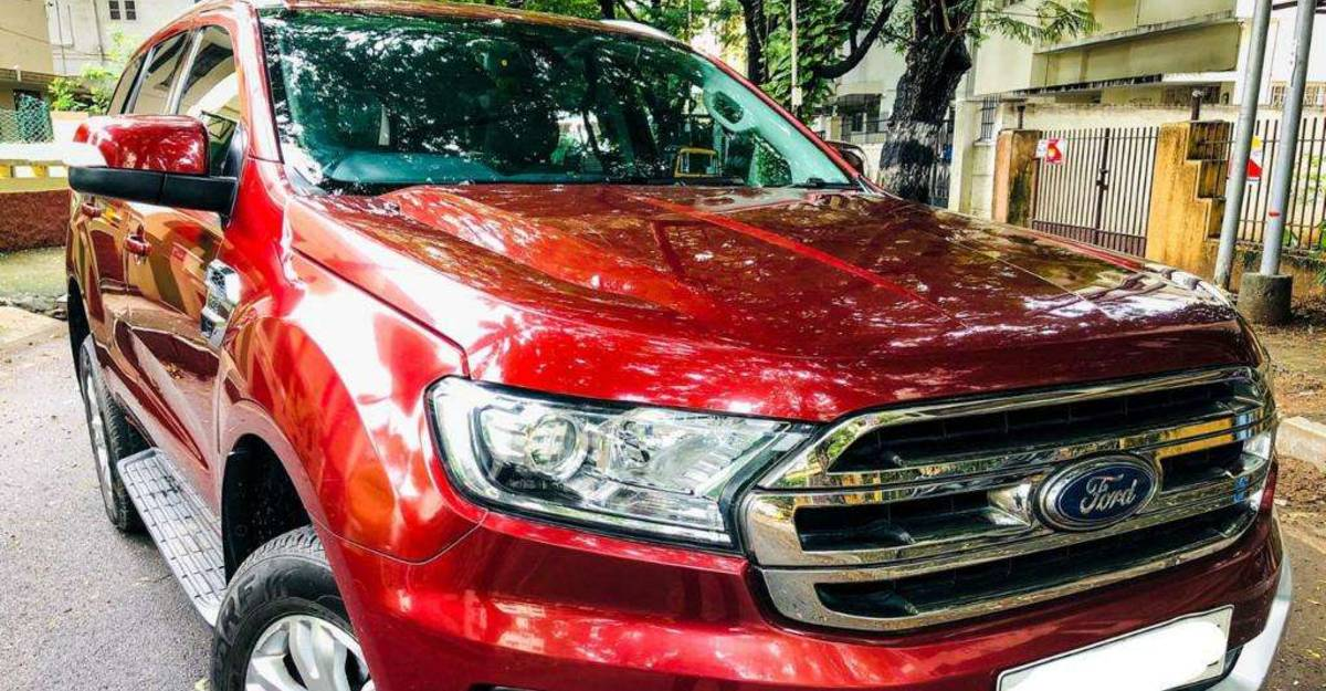 Used Ford Endeavour SUVs for sale at around Rs 20 lakh
