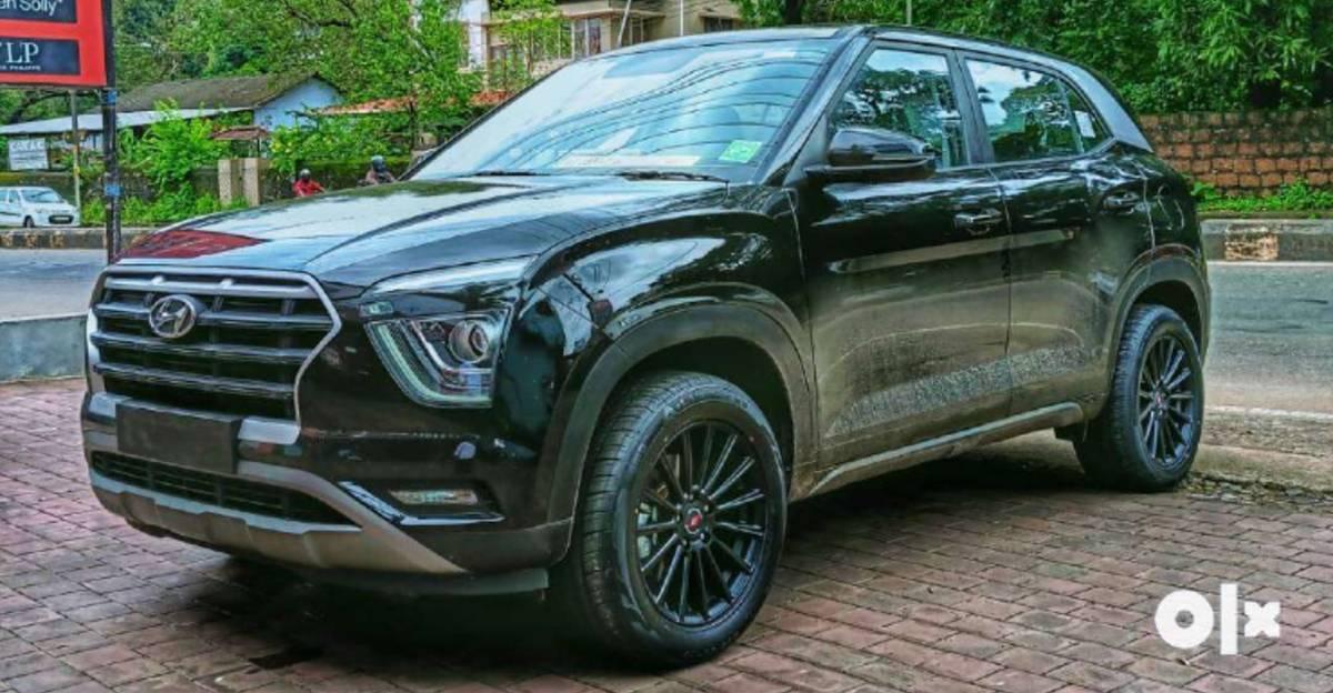 Almost-new 2020 Hyundai Creta SUVs for sale: Skip the waiting period