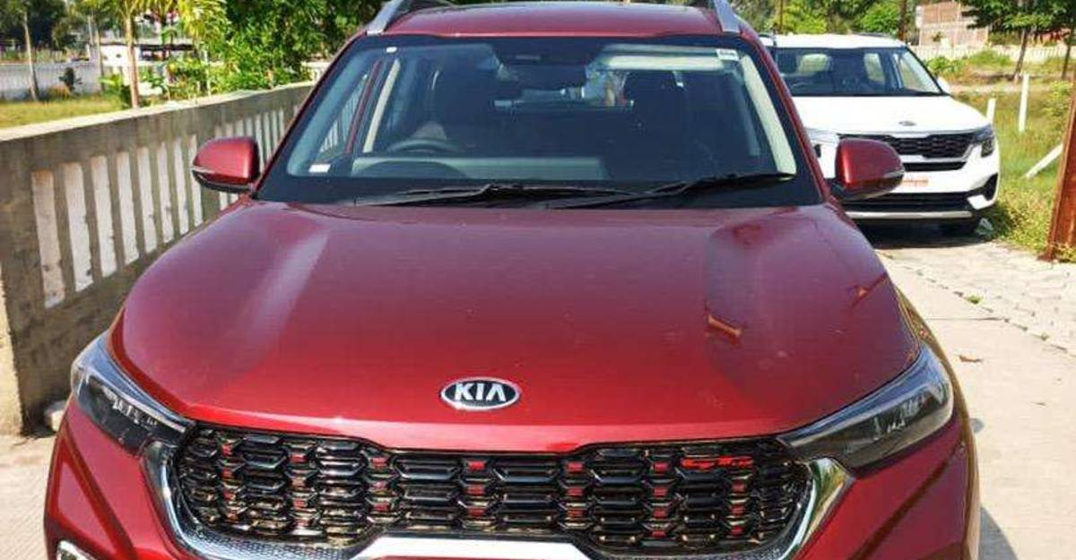 India's first Kia Sonet Diesel Automatic hits the used car market