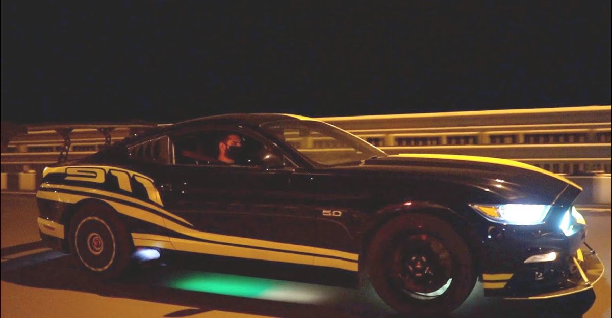 India's loudest Ford Mustang is sheer MADNESS [Video]