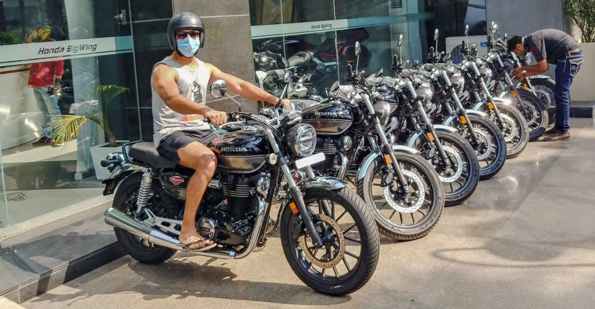 Honda H'Ness CB350: Deliveries of Royal Enfield rival commence [Video]