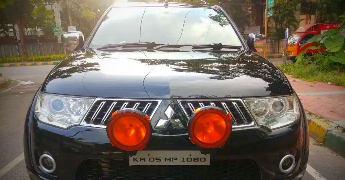 5 well-maintained, used Mitsubishi Pajero Sport SUVs for sale