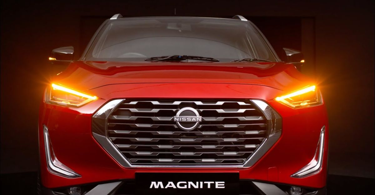 Nissan Magnite compact SUV: First TVC out