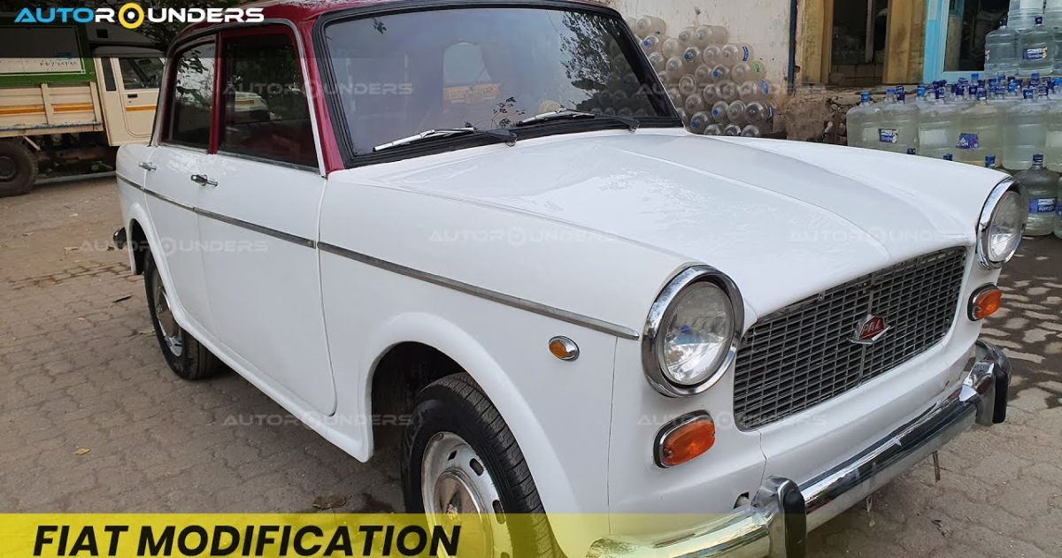 Watch a rusting Premier Padmini resto-modded into a gorgeous daily drive car [Video]