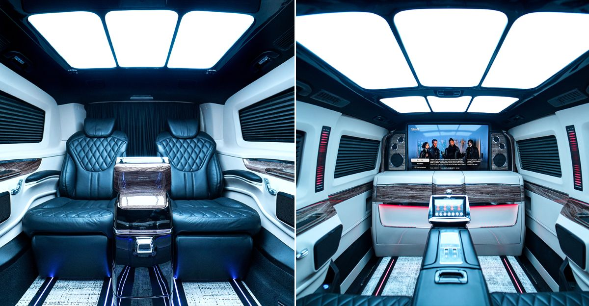Exclusive: Pune-based Reddy Customs launches super luxurious lounge kit for Kia Carnival, Toyota Alphard & more [Video]