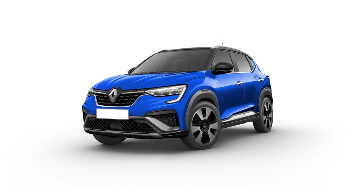 Renault Kiger compact SUV: What the Maruti Brezza challenger could look like