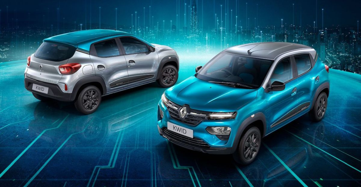 Renault Kwid Neotech edition launched