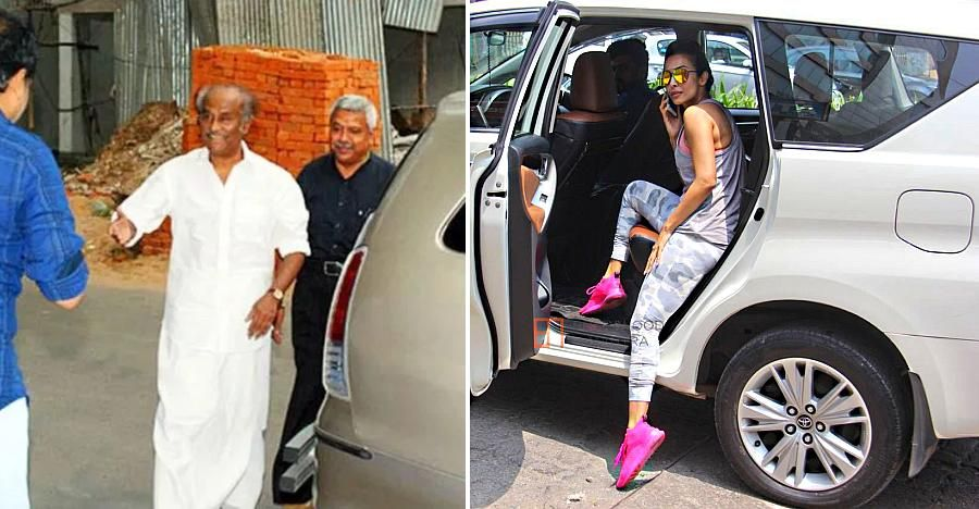SUPER-rich & famous people like Rajnikanth & Aamir Khan use the Toyota Innova: 5 reasons!