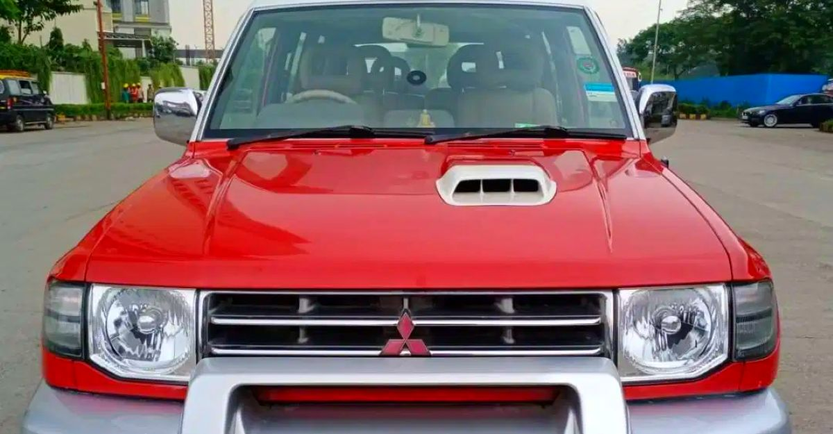 5 well maintained used Mitsubishi Pajero SFX SUVs for sale