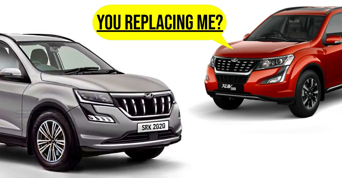 All-new Mahindra XUV500: THIS is what it will look like