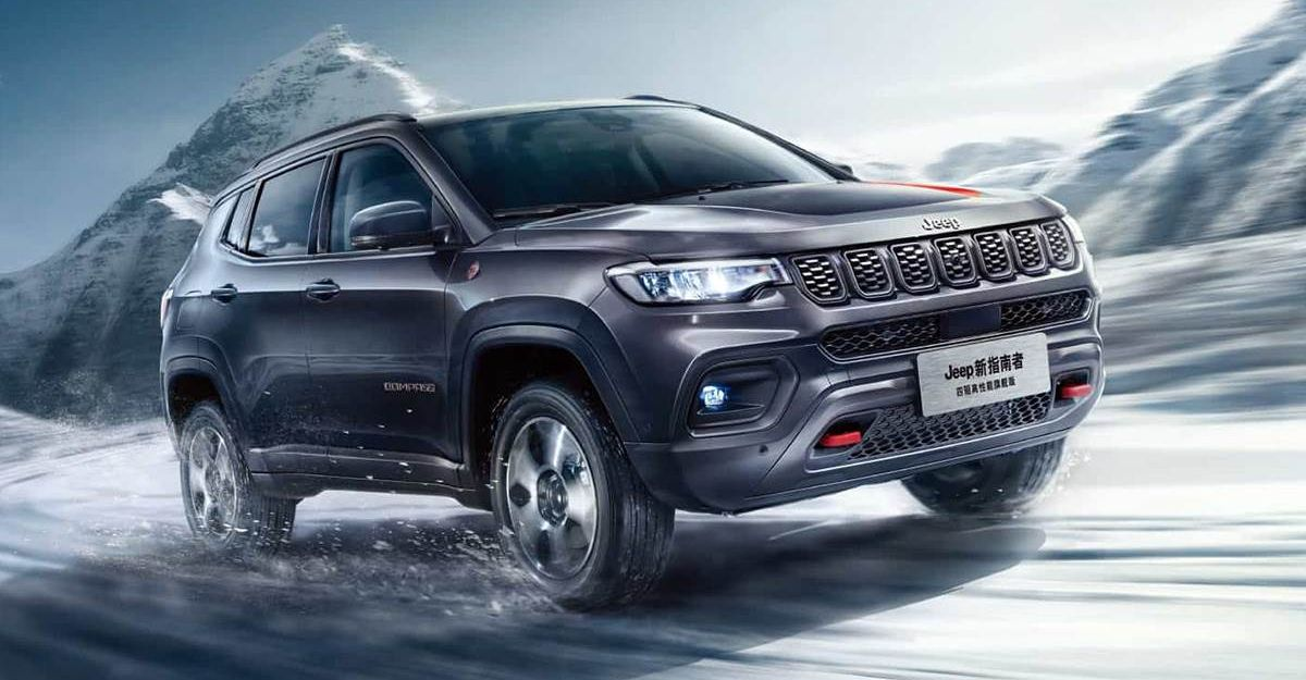 2021 Jeep Compass Facelift to launch in January