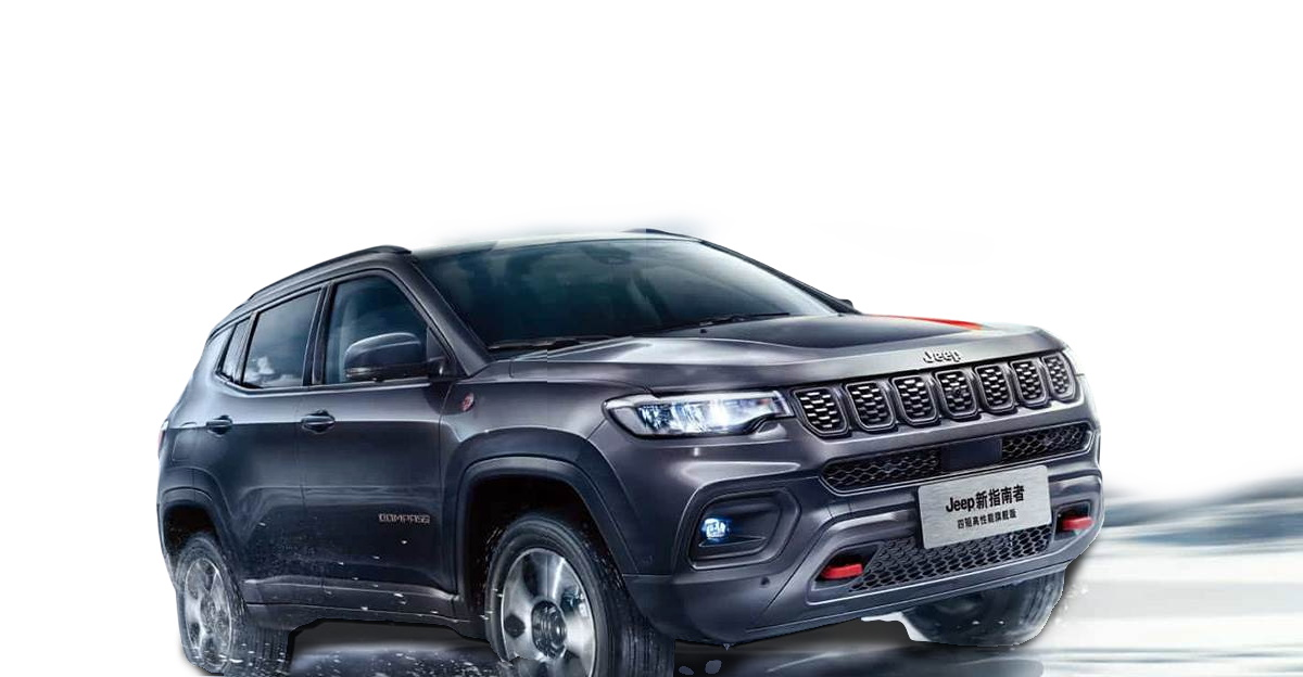 Jeep Compass SUV Facelift to be launched on 7th January 2021