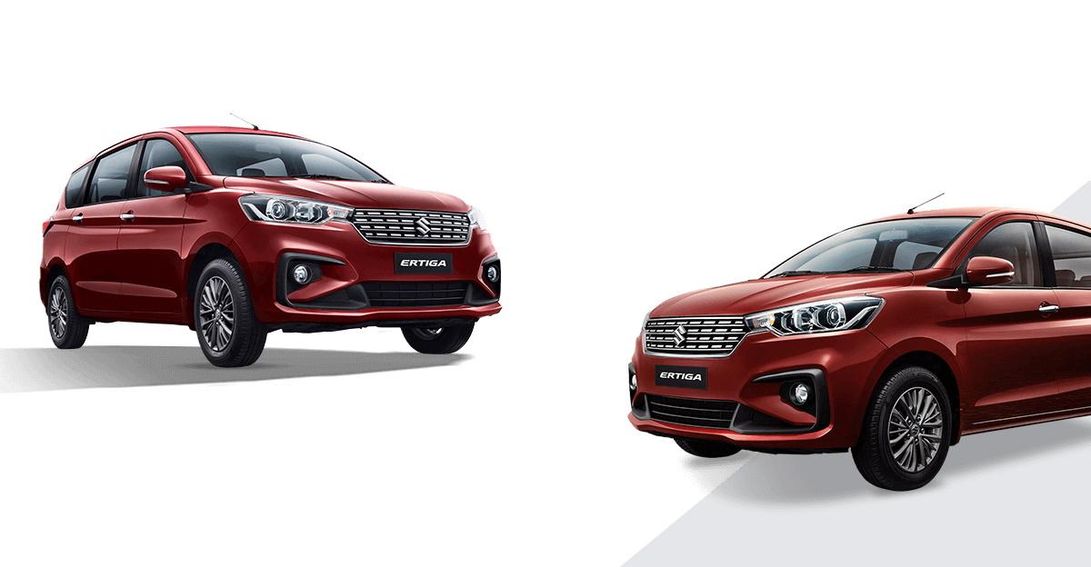 Maruti Suzuki's Ertiga MPV sales cross 5.5 lakhs