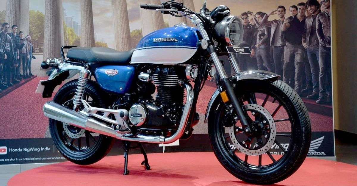 Save upto Rs. 43,000 on the new Honda CB350 H'ness: Here's how you can do it