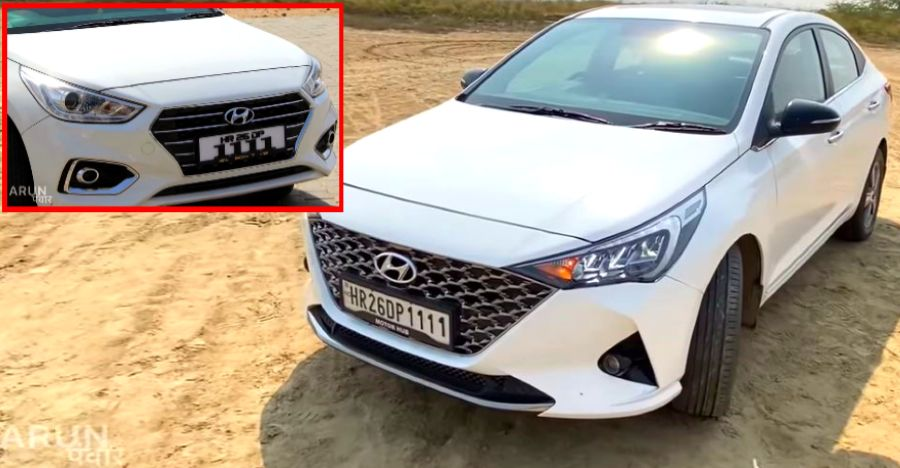 Old Hyundai Verna to all-new Verna conversion for just Rs. 1 lakh [Video]