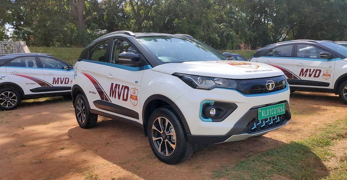 Kolkata Police to switch to electric vehicles: 226 Tata Nexon Electric SUVs ordered