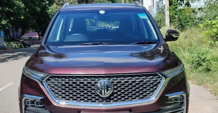 Almost-new, used MG Hector SUVs for sale