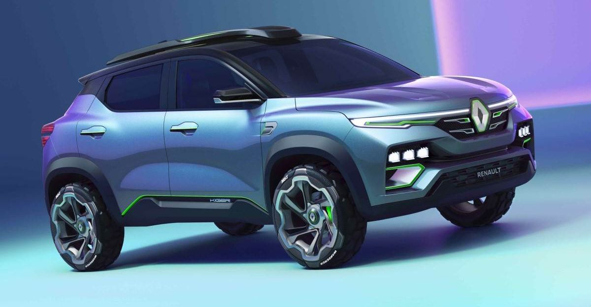 Renault Kiger compact SUV's production version to be revealed in early 2021