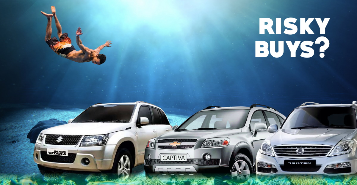 8 tempting but risky used cars you can buy!