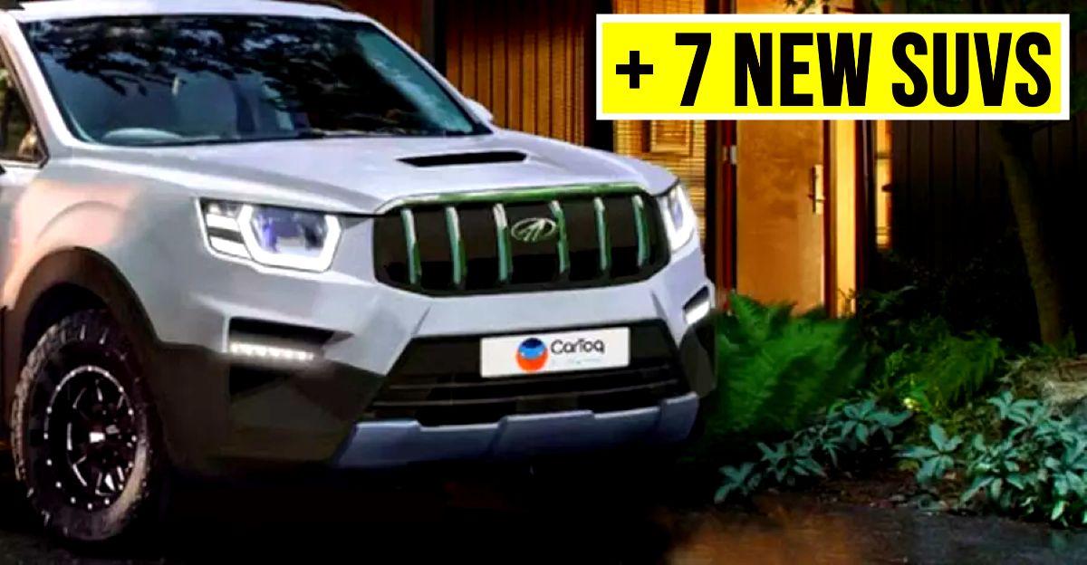 8 new Hyundai Creta rivals launching next year