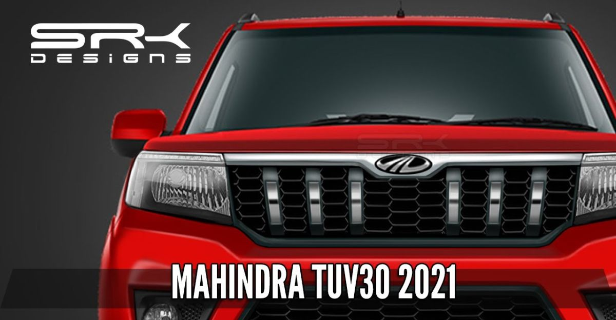 Mahindra TUV300 facelift to launch in 2021