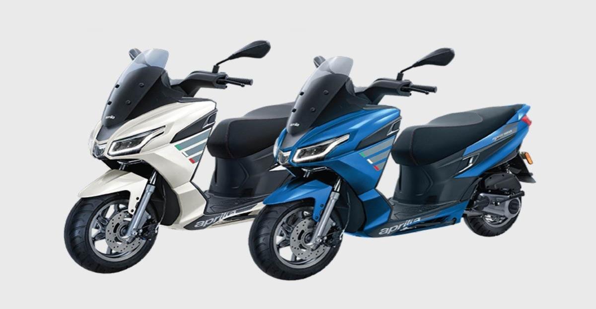 Piaggio India starts pre-booking for Aprilia SXR-160 maxi-scooter