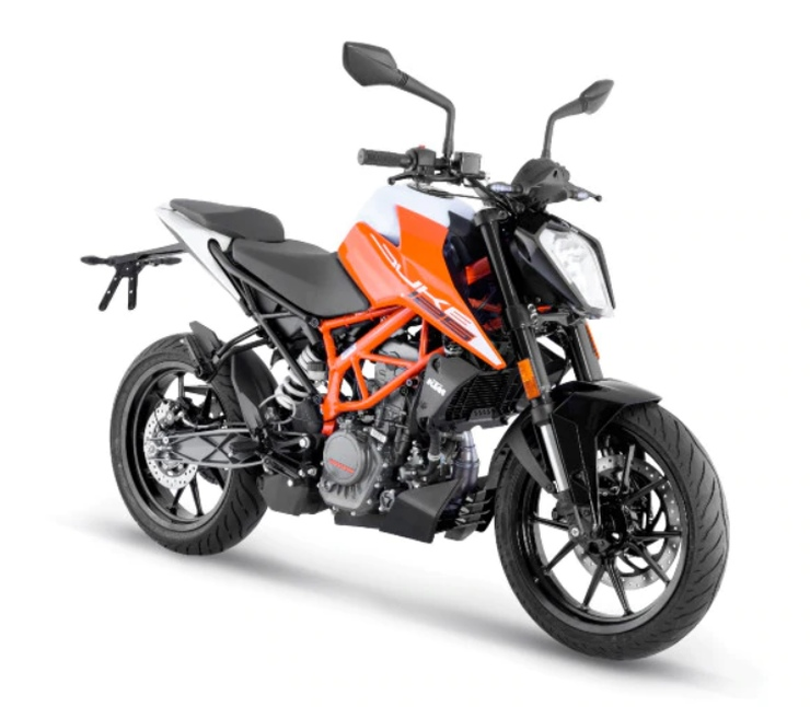 KTM RC 125 Sportbike Deliveries Commence in India