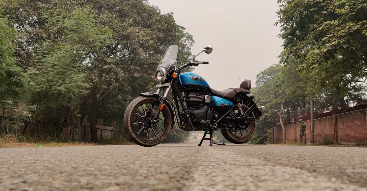 Royal Enfield Meteor 350 retro motorcycle: First ride review