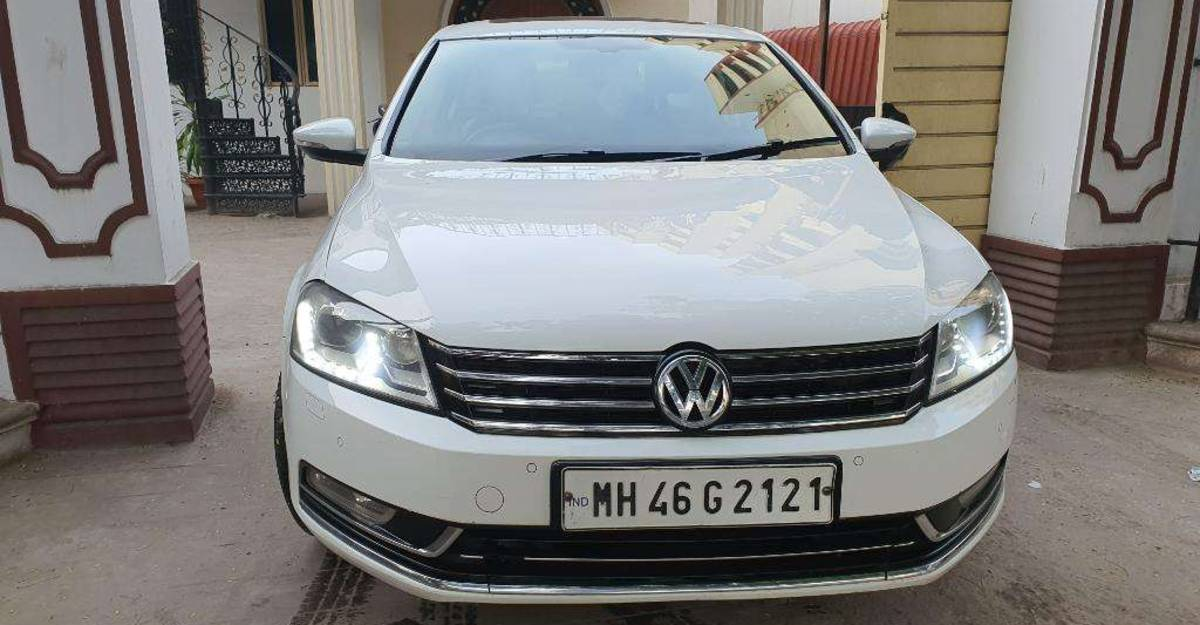 6 Volkswagen Passat sedans priced under Rs 6 lakh