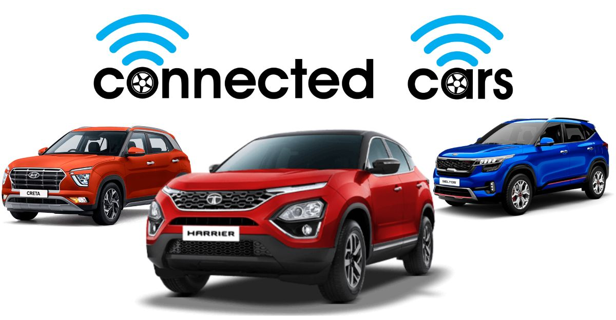 """India's """"Connected"""" Cars: MEGA list of 28 cars & SUVs"""