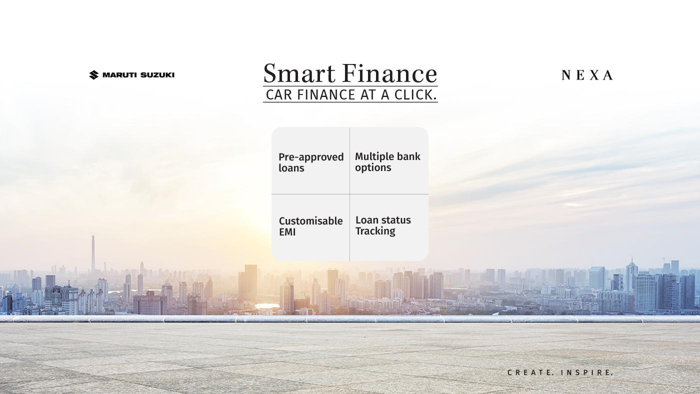 Maruti Suzuki Online Car Finance