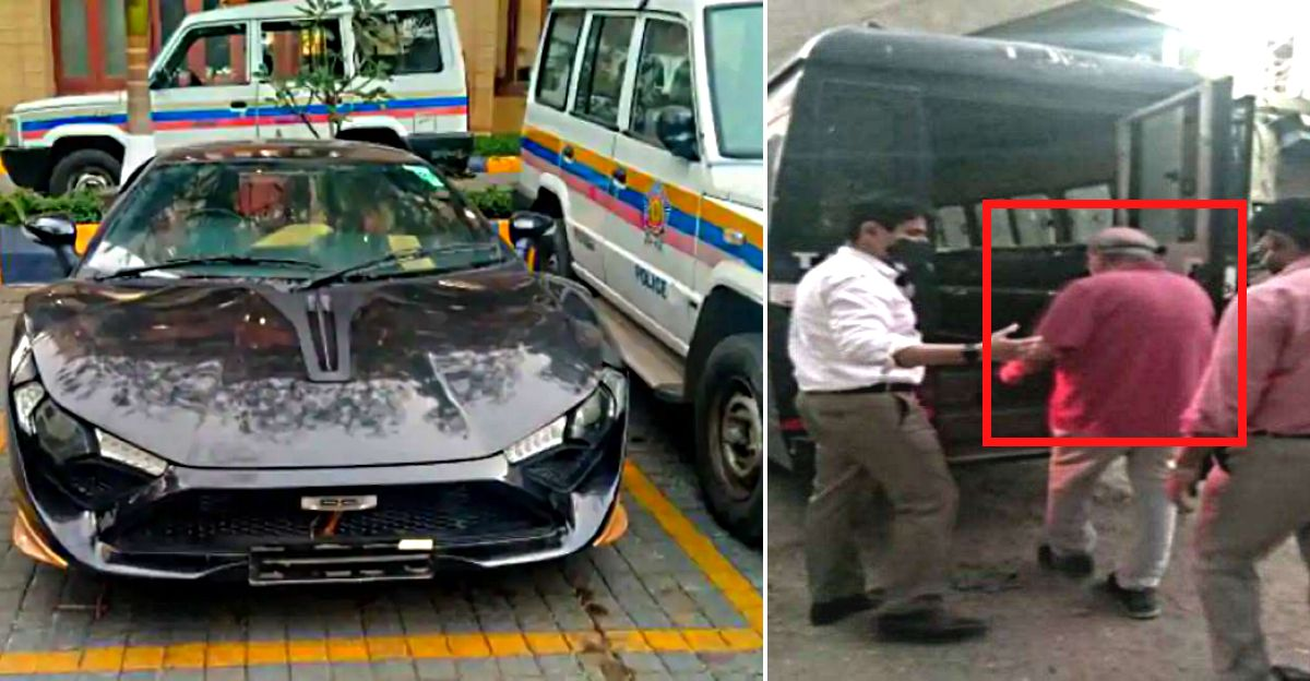 Dilip Chhabria of DC Design ARRESTED for cheating, car SEIZED