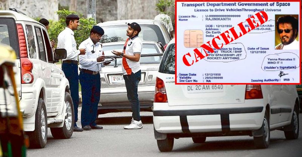 Mumbai police cancels 2,000 driving licenses of those who have not paid e-challan fines