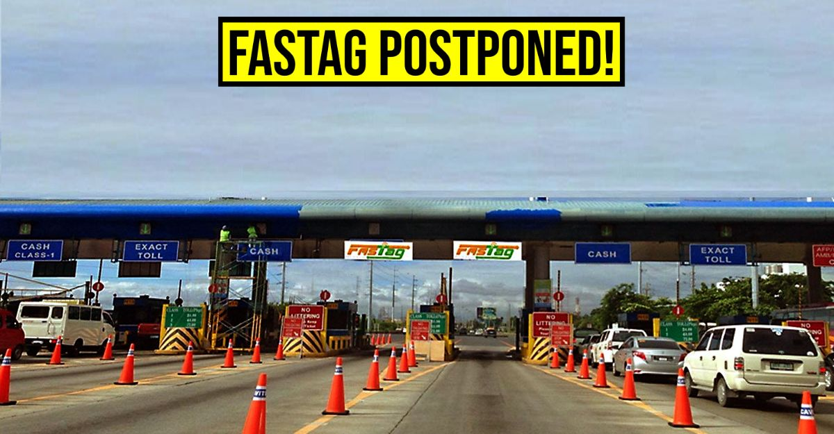 FASTAG deadline extended to February 15th 2021