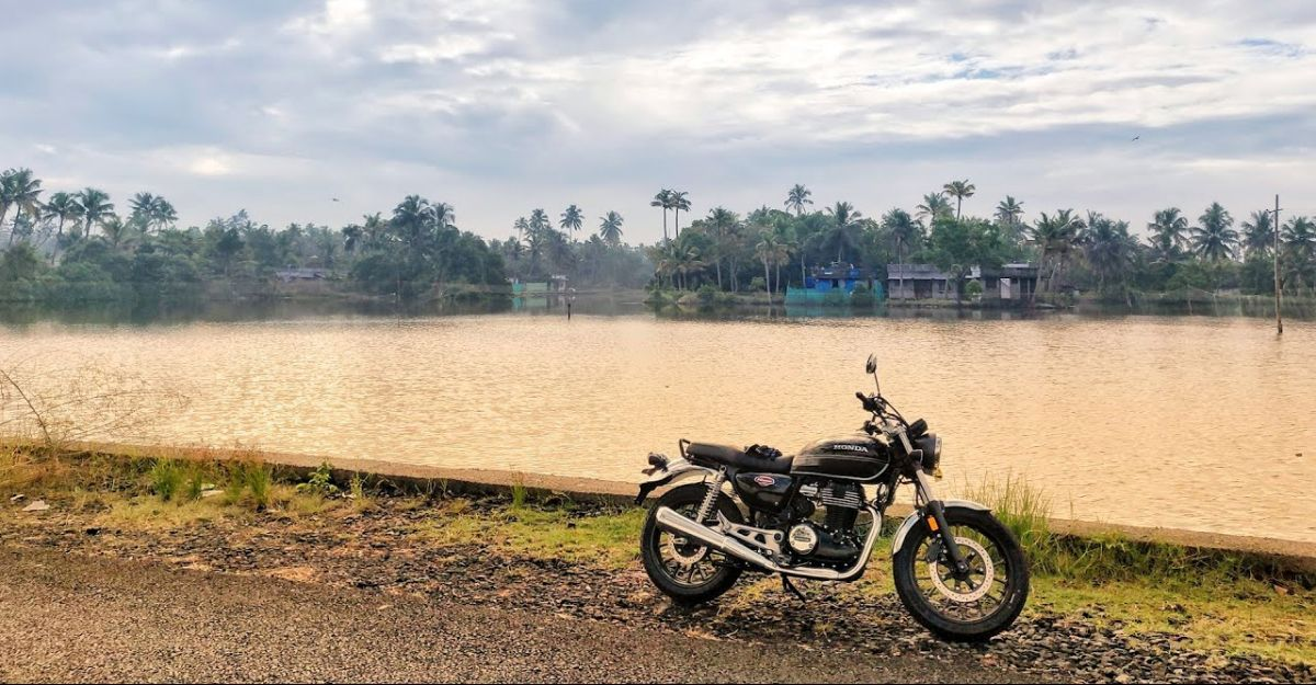 Royal Enfield Interceptor 650 owner explains why he sold his motorcycle for a Honda H'ness CB350