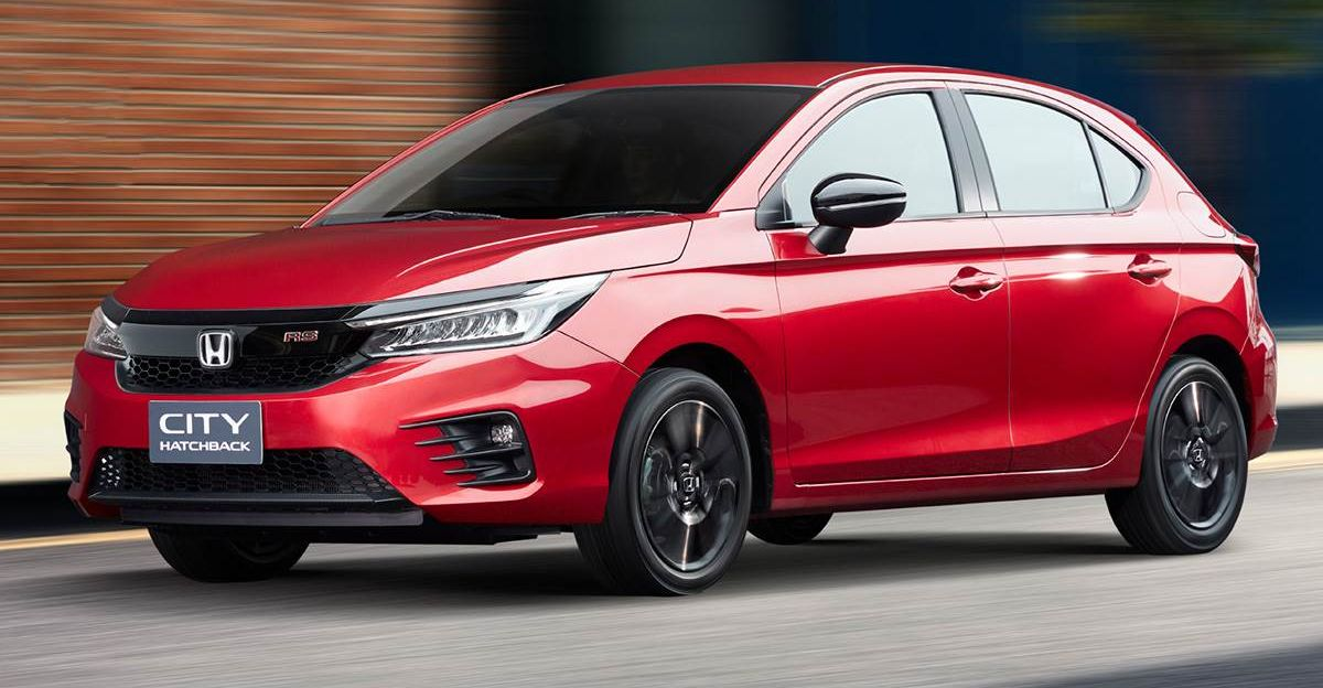 Honda City hatchback to replace Jazz in Asian markets