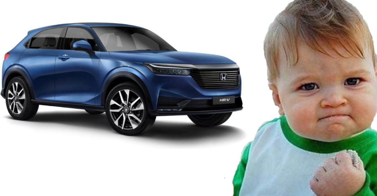 Exclusive! Honda to launch HR-V compact SUV in India