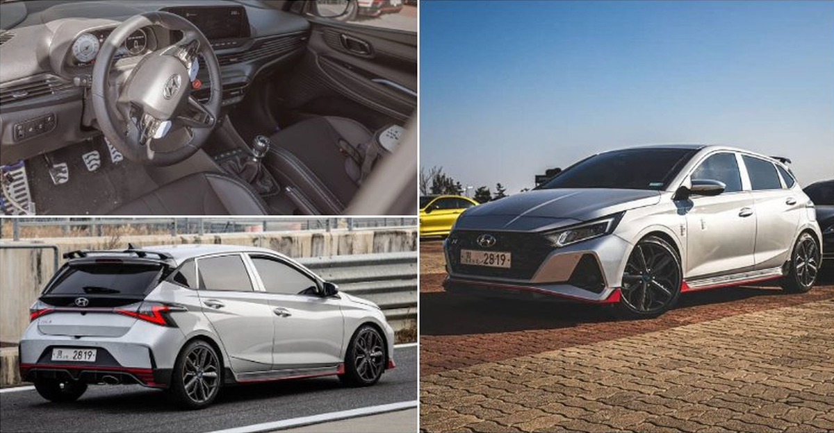Hyundai i20 N is the FASTEST i20 ever built: In images