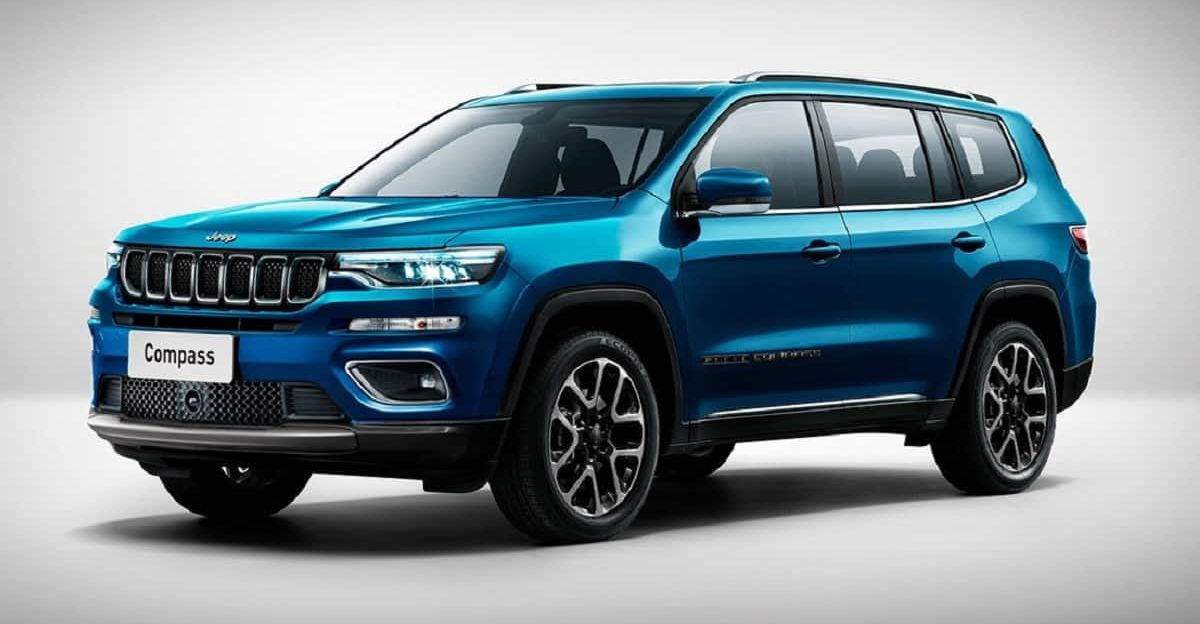 Jeep to launch 3 new SUVs in India