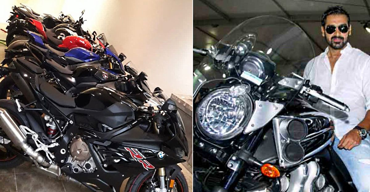 Actor John Abraham adds a BMW S1000RR to his superbike collection