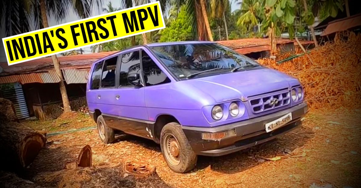 An in-depth look at India's first MPV, the Kajah Kazwa