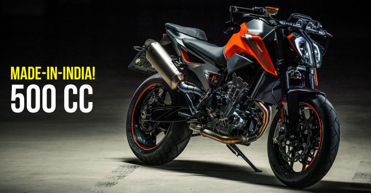 KTM CEO reveals new details about the India-bound 500cc KTM twin cylinder motorcycles
