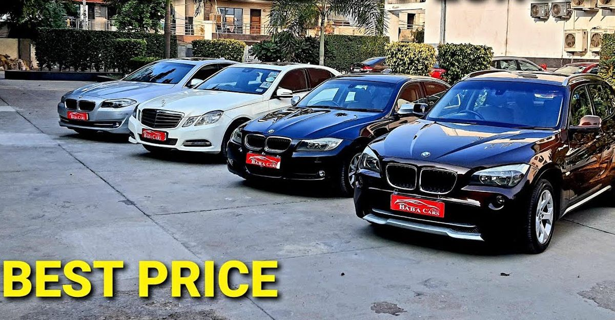 Luxurious Used Bmw Mercedes Cars On Sale From Just Rs 6 45 Lakh