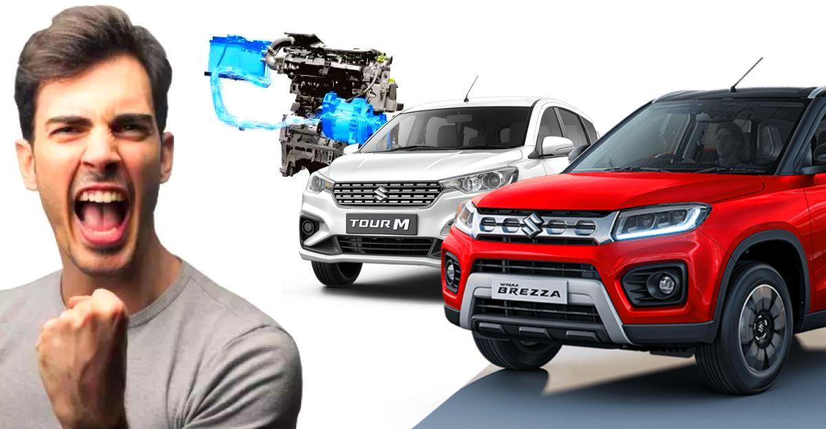 Maruti Suzuki to bring back diesel engines in the Brezza, Ertiga in 2021