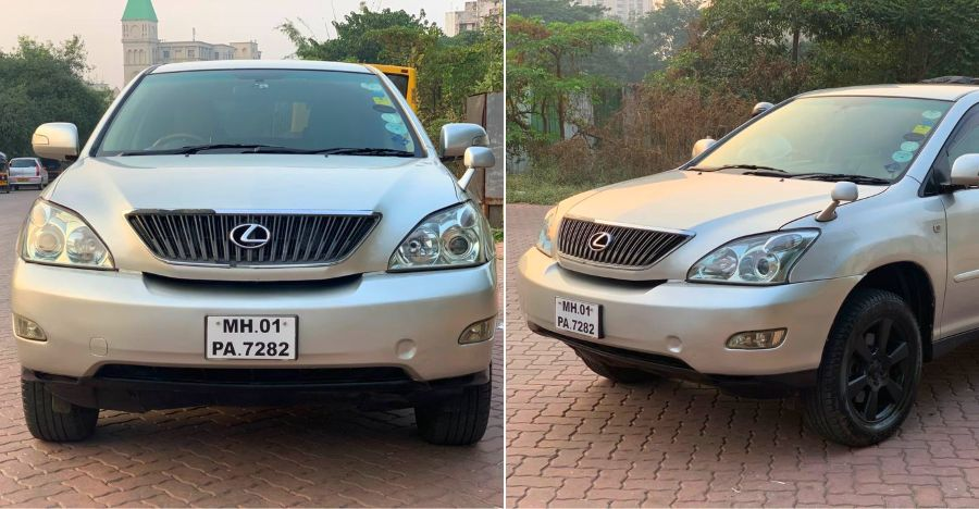 Rare imported Lexus SUV for sale