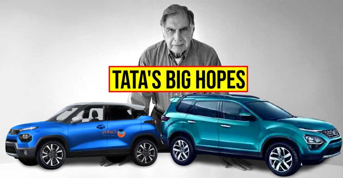 Tata Motors pinning big hopes on Gravitas & HBX SUVs