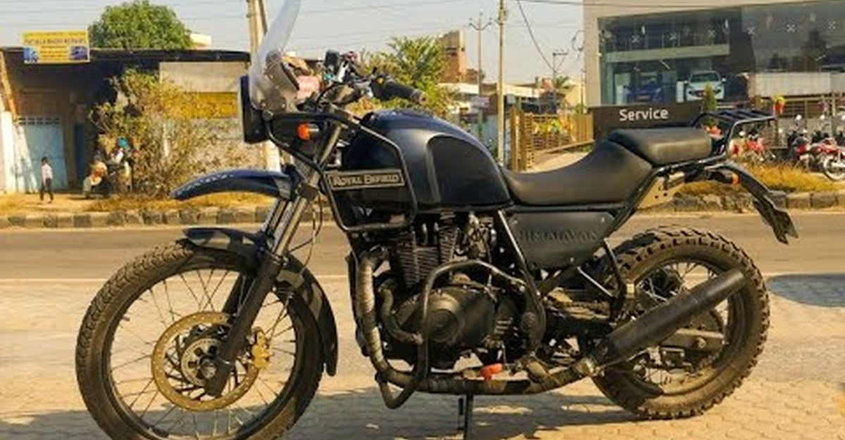 World's first parallel-twin Royal Enfield Himalayan is here
