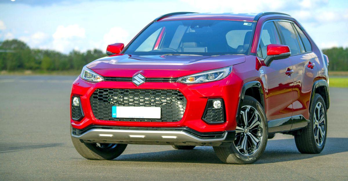 Maruti Suzuki & Toyota join hands to build Hyundai Creta rival for India